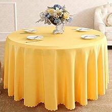 Stoffe,Simple,Moderne,Tischdecke/Zimmer,Tee Tischdecke,Tischdecke-A Durchmesser260cm(102inch)