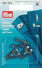 Stoffe Werning Hosen-/Rockhaken und Stege 9 mm