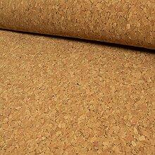 Stoffe Werning Korkstoff beige - Preis Gilt für
