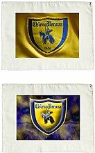 Stoffservietten 2er Set Chievo Verona