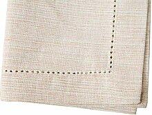 Stoffservietten aus strukturierter Baumwolle,