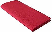 Stoffservietten, Rot, 4 Stück, 51x51cm