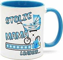Stolze Mama Loading Tee Tasse Kaffee Becher