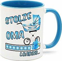 Stolze Oma Loading Tee Tasse Kaffee Becher