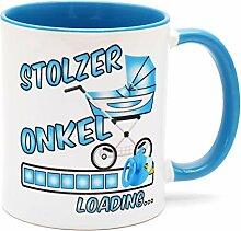 Stolzer Onkel Loading Tee Tasse Kaffee Becher