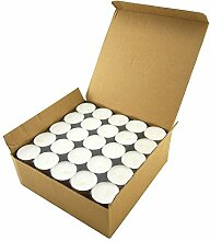 Stonebriar dtl-100–8Lange Brenndauer Teelicht