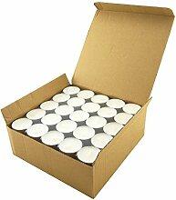 Stonebriar dtl-100-8Lange Brenndauer Teelicht