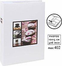 Stones Fotoalbum für 402 Fotos in 10x15 cm