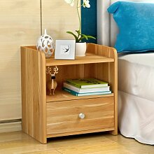 storage rack Locker Nachttisch Einfache und moderne Speichernachttisch Einfache stilvoll eingerichtete Zimmer Spind Kreative Aktenschrank Nachttisch kleinen Schrank Cabinet shelf ( Farbe : #5 )