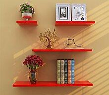 Storage tower Red DIY Kombination, Wandregale Bücherregal