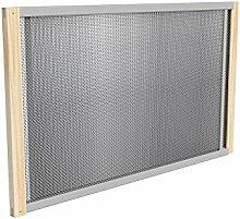 Stormguard 18sr639250–450mm verstellbares Fenster-Fliegengitter–braun