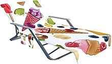 Strand Lounge Sessel Cover, Strandstuhlabdeckung