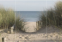 Strand & Meer GLASBILD