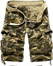 Strand Shorts Männer Modische Camouflage Kurze