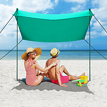 Strand Sonnenschutz Leichtes Strandzelt mit