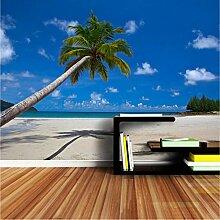 Strand Tapete Tapeten 3D Für Wände 3D Wohnzimmer