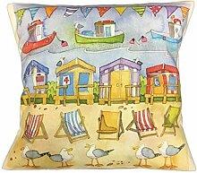 Strandhütten–Am Meer–Emma Ball