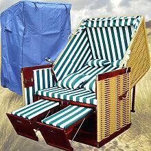 Strandkorb Fachhandel # 2-Sitzer # XL #