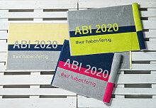 Strandtuch Abi 2020