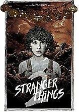 Stranger Things 2 – Poster Plakat Drucken Bild