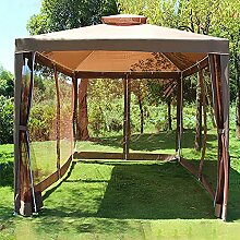 Strapazierfähiges Pavillon-Zelt mit abnehmbarem