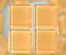Strass-Mosaik-Glas 1cm / 200g helles, Efco, 1x1cm,