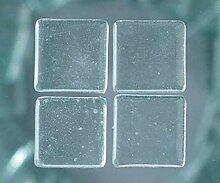Strass-Mosaik-Glas 1cm / 200g Transparent, Efco,