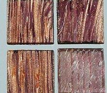 Strass-Mosaik-Glas Transparent 2 cm / 200g