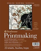 Strathmore : 400 Series : Heavyweight Printmaking