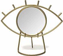 Stratton Home Decor Stratton Tischspiegel, mit