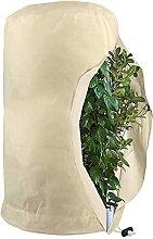 Strauch-Jackenüberzug, Pflanzenschutzhüllen mit