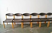 Strax Chairs von Hartmut Lohmeyer für Casala,