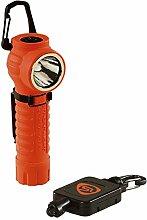 Streamlight 88832polytac LED Taschenlampe mit Gear Keeper, orange