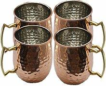 Street Craft authentische Kupfer Moscow Mule