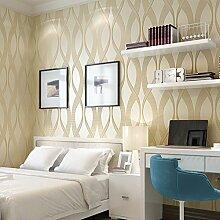 Streifen einfach europäischen Vliestapete Schlafzimmer Wohnzimmer TV Hintergrund Tapete
