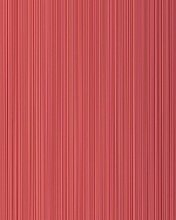 Streifen-Tapete EDEM 557-14 Hochwertige Tapete strukturiert in Textiloptik matt rubin-rot himbeer-rot karmin-rot 5,33 m2