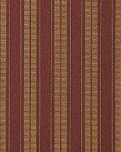 Streifen Tapete EDEM 709-36 Hochwertige Barock