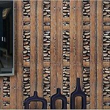 Streifen Tapete für zu Hause Moderne Wand CoveringPVC/Vinyl Material Kleber erforderlich WallpaperRoom Wandbekleidung