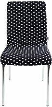 Stretch Computer Stuhl Sitzbezüge/Hotel Büro Stuhl Sitzbezug/ Wohnzimmer Küche Abdeckungen für Rückseite Stühle-M