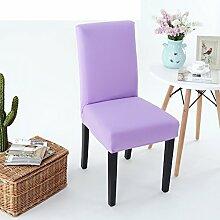 Stretch Computerabdeckung/ Siamesische Büro Stuhl Sitzbezug/ Hotel Stuhlabdeckung-F