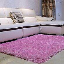 Stretch Seide Teppich Wohnzimmer Teppich Kaffetisch Teppich Bedside Teppich Schlafzimmer Küche Teppich , I , 1.2*1.7