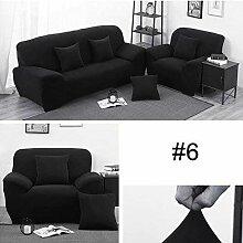 Stretch-Sofa-Bezüge, weiche Schonbezüge