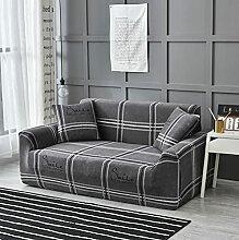 Stretch Sofabezug L Form für 1 2 3 4
