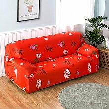 Stretch sofabezug, Wasserdicht Gedruckt