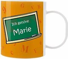 Striefchen® Kinder Tasse aus Kunststoff - Motiv: