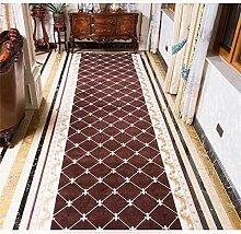 Striped Professional Korridor Decke Walkway Eingangshalle Tür Eingang Teppich Tisch Teppich (Brauchen Sie ein paar Meter, um ein paar Artikel zu kaufen) ( größe : 140cm*100cm )