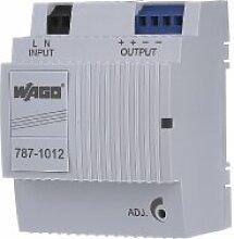 Stromversorgung 24V 2,5A primär geta 787-1012,Elektroinstallation,WAGO Kontakttechnik,787-1012,4050821297598