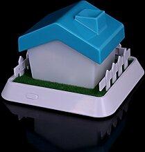 Stromversorgung über USB Atomisierung Ultraschall Zu Hause Individualität Luftbefeuchter,Blue