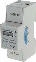 Stromzähler Elektrozähler Wattmeter kWh Meter -