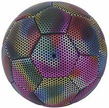Stronrive Leuchtender Fussball Größe 4